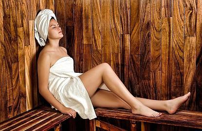 Saunování ve finské sauně nevynechávejte ani v letních měsících