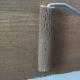 Imitace textury dřeva na fasádních omítkách