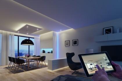 Chytrý nábytek aneb novinky kování Hafele v oblasti interiérů
