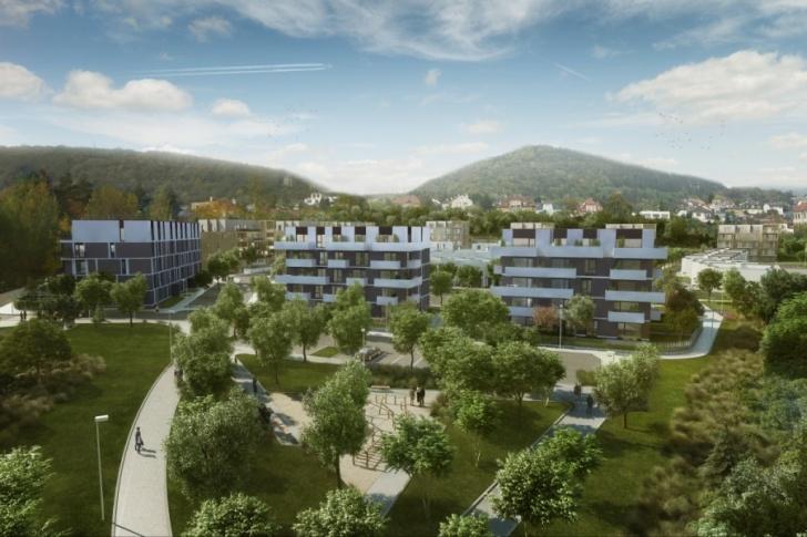Bydlení v přírodě s výhodami velkoměsta