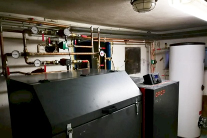 Automatické kotle na uhlí a pelety H8-AP jako symbol pohodlného vytápění