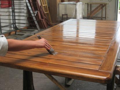 Nepodceňujte péči o dřevěné materiály