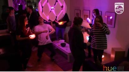 Jakékoliv světelné efekty jako běžná součást osvětlení aneb Philips Hue dobývá svět