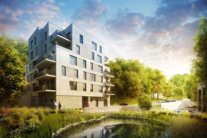 Rezidence Park Masarykova: blízko za sportem a do přírody