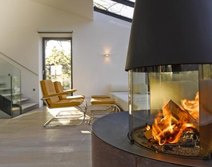 Konec plápolajícího ohně v moderních domech?