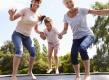 Trampolína na zahradě - prostor pro sport i zábavu celé rodiny
