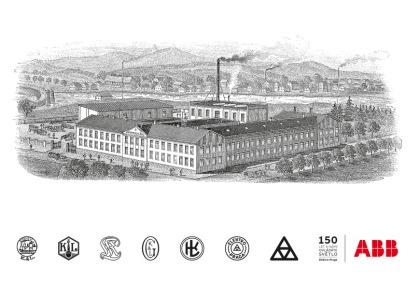 ABB je tu pro své zákazníky už 150 let