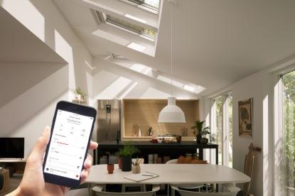 Zdravé bydlení je důvod, proč zvolit chytrou domácnost