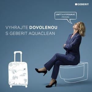 Soutěž o dovolenou s Geberitem