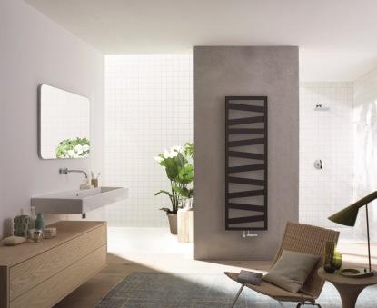 Zehnder Kazeane - koupelnový radiátor s unikátním vzhledem