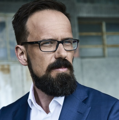 Karel Bor, generální ředitel realitní společnosti LEXXUS Group