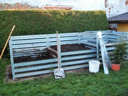 Kvalitní kompost získáte pouze z kvalitního kompostéru