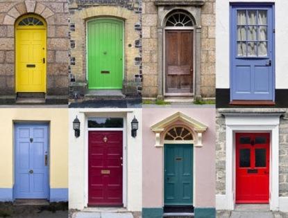 Dveře z českého smrkového masivu sluší každému bydlení
