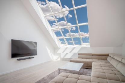 Nejlepší celkový design prosklení památkových střech