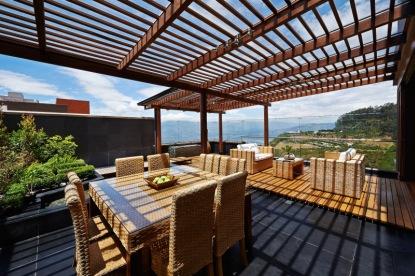 Dokonalý relax na zahradě díky pergole nebo altánu