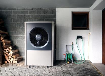 Topení i chlazení - jen tepelné čerpadlo umí obojí najednou