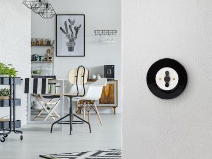 Moderní, tradiční i progresivní - rámečky vypínačů tvoří efektní dekoraci