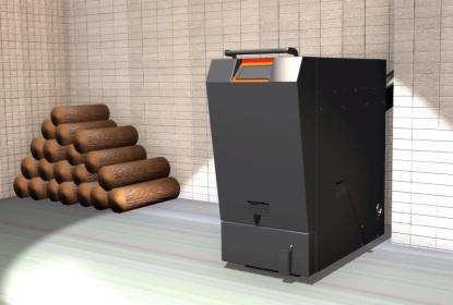 Moderní kotle na dřevo nabízí komfortní, účinné a úsporné vytápění