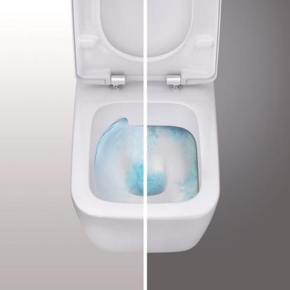 Rimfree® - toaleta bez splachovacího kruhu pro bezkonkurenční čistotu