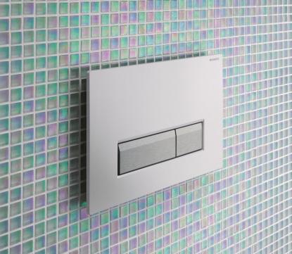 Geberit DuoFresh dokonale zbaví vaši toaletu nežádoucích pachů