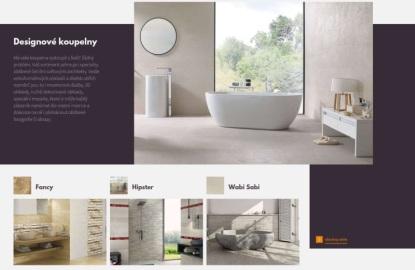 Nový web Los Kachlos nabízí inspiraci i novinky ze světa koupelnového designu