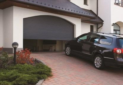 Dopřejte si rolovací garážová vrata s 5letou zárukou