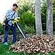 Odložte hrábě a zatočte se spadaným listím díky zahradnímu vysavači