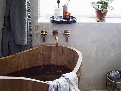Jak proměnit obyčejnou koupelnu v domácí lázně