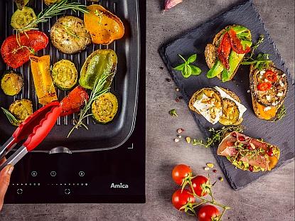 Jedinečná výbava a funkce za dostupnou cenu - nová řada spotřebičů Amica X-type