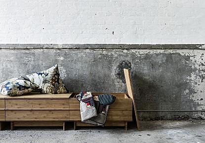 Materiál budoucnosti? Bambus sluší interiéru a šetří přírodu