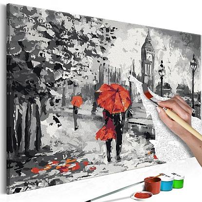 Malování podle čísel: Umělec dříme v každém z nás