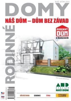 Katalog rodinných domů NÁŠ DŮM XXV - dům bez závad