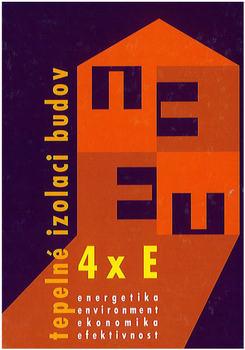 4 x E O tepelné izolaci budov