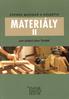 Materiály II pro učební obor Truhlář
