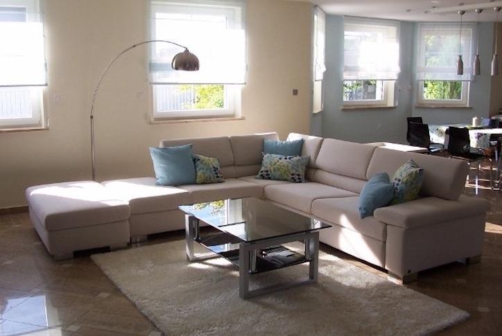 Jak zařídit interiér obývacího pokoje