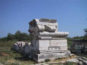 Pozůstatky Héřina chrámu