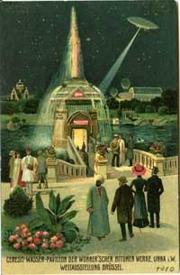 Světová výstava Brusel 1910