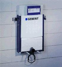 Podomítková nádržka Geberit