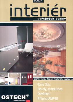 Interiér veřejných budov 1/2007