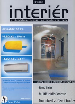 Interiér veřejných budov 3/2006