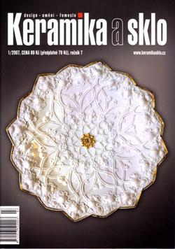 Keramika a sklo 1/2007