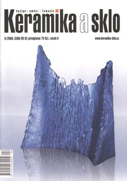 Keramika a sklo 6/2006