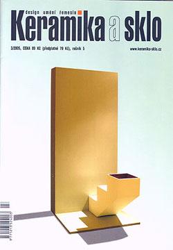 Keramika a sklo 3/2005