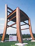 Nejvyšší židle na světě, foto: Promosedia