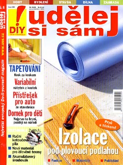 Udělej si sám 6/2006