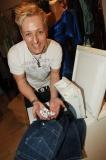 Josef Klír, pračka Whirlpool, džíny a speciální kameny