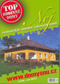 Stavebnice rodinných domů 2/2006