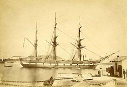 Loď Erzherzog Friedrich. Foto: Národní památkový ústav