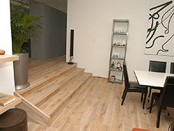 Dubové dřevo a podlahy v moderním interiéru