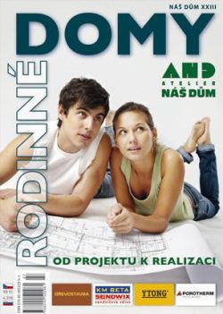 Katalog rodinných domů NÁŠ DŮM XXIII - Od projektu k realizaci